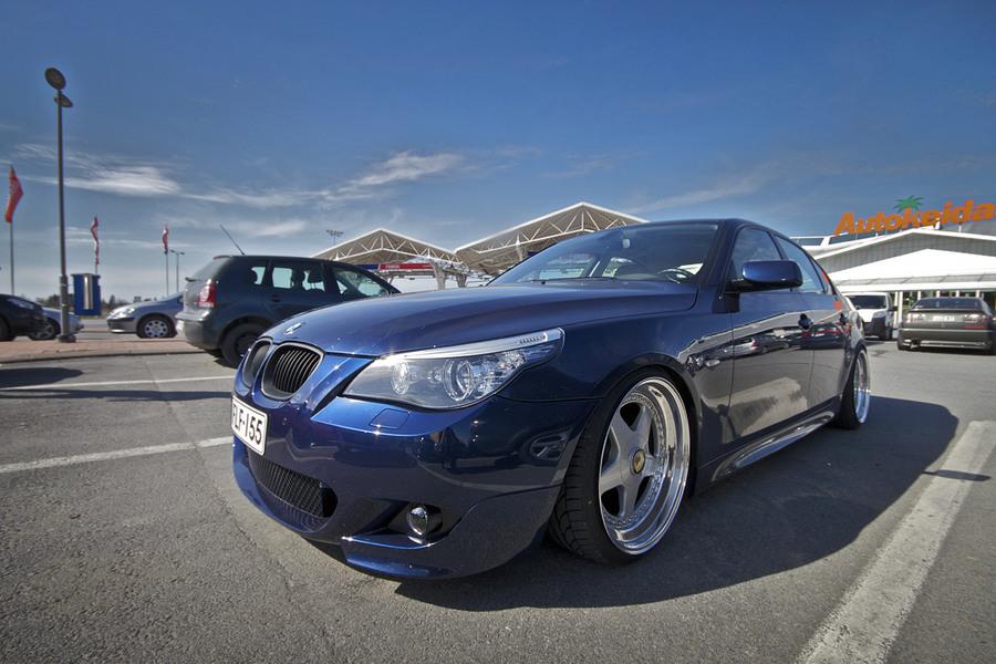 MiQ: BMW E60 530D IMG_4676